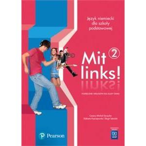 Mit links 2. Język niemiecki. Szkoła podstawowa klasa 8. Podręcznik