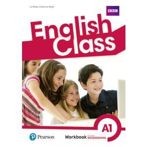 English Class A1 Zeszyt ćwiczeń + Online Homework (materiał ćwiczeniowy) wydanie rozszerzone