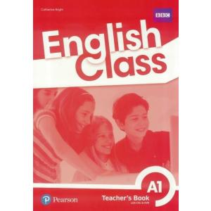 English Class A1. Książka nauczyciela + CD + DVD + kod do ActiveTeach