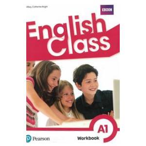 English Class A1. Klasa 4. Zeszyt Ćwiczeń + Online Homework (Materiał Ćwiczeniowy)