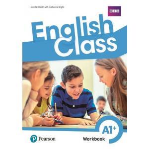 English Class A1+. Klasa 5. Zeszyt Ćwiczeń + Online Homework (Materiał Ćwiczeniowy)
