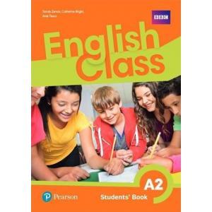 English Class A2. Podręcznik Klasa 6