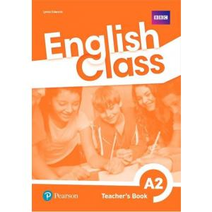 English Class A2. Książka nauczyciela + CD + DVD + kod do ActiveTeach