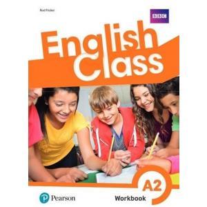 English Class A2. Zeszyt ćwiczeń. Klasa 6