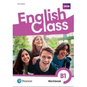 English Class B1. Klasa 8. Zeszyt Ćwiczeń + Online Homework (Materiał Ćwiczeniowy)