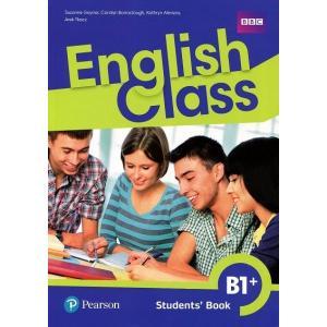 English Class B1+. Klasa 8. Podręcznik Wieloletni