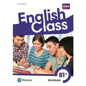 English Class B1+. Klasa 8. Zeszyt Ćwiczeń + Online Homework (Materiał Ćwiczeniowy)