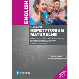 Pearson Repetytorium Maturalne 2017. Język Angielski. Poziom Podstawowy. Edycja Wieloletnia Plus. Zawiera Materiał na Poziomie Rozszerzonym