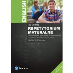 Pearson Repetytorium Maturalne 2017. Język Angielski. Poziom Rozszerzony. Edycja Wieloletnia