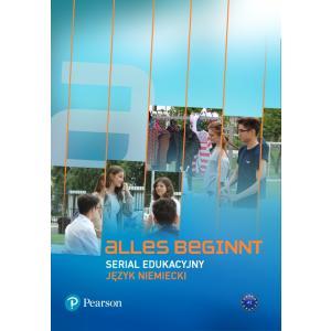 Alles Beginnt książka z płytą DVD