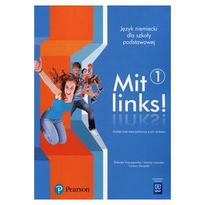 Mit links 1. Język niemiecki. Szkoła podstawowa klasa 7. Podręcznik