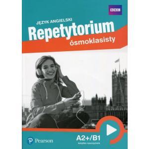 Repetytorium Ósmoklasisty. Język Angielski. Książka Nauczyciela + DVD + CD + Kod do Active Teach