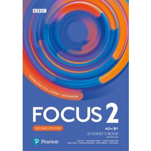 Focus Second Edition 2 Student's Book + Digital Resources