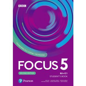 Focus Second Edition 5. Student's Book + Digital Resources