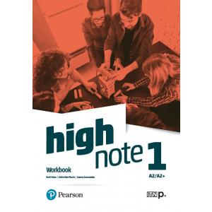 High Note 1. Workbook + kod (MyEnglishLab + Online Practice)