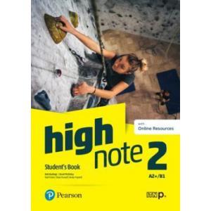 High Note 2 Workbook + Online Practice