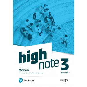 High Note 3. Workbook + kod (MyEnglishLab + Online Practice)