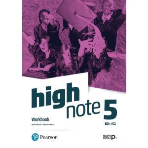 High Note 5. Workbook + Online Practice