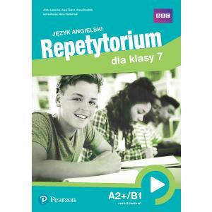 Repetytorium języka angielskiego dla klasy 7. Zeszyt ćwiczeń