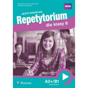 Repetytorium języka angielskiego dla klasy 8. Zeszyt ćwiczeń