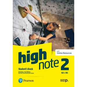 High Note 2. Student's Book + kod (Digital Resources + Interactive eBook)