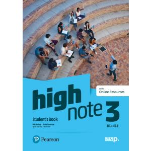 High Note 3. Student's Book + kod (Digital Resources + Interactive eBook)