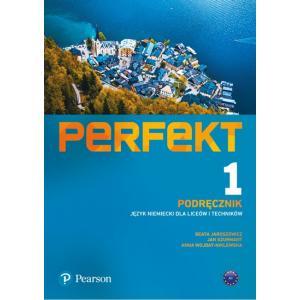 Perfekt 1. Język Niemiecki. Podręcznik + kod (Interaktywny podręcznik). Liceum i Technikum