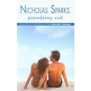 Prawdziwy cud. Pocket. Sparks, Nicholas. Opr. miękka. 2015. Albatros.