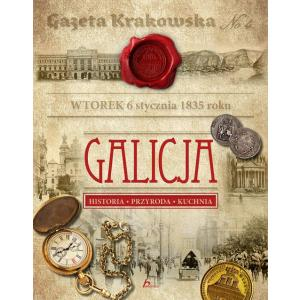 Galicja. Historia. Przyroda. Kuchnia