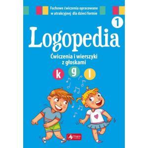Logopedia Ćwiczenia i Wierszyki z Głoskami 1