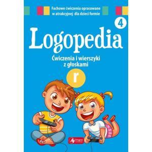 Logopedia Ćwiczenia i Wierszyki z Głoską r 4