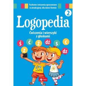 Logopedia Ćwiczenia i Wierszyki z Głoskami 2