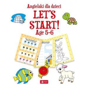 Angielski dla dzieci Let's Start! Age 5-6