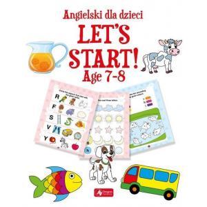 Angielski dla dzieci Let?s Start! Age 7-8