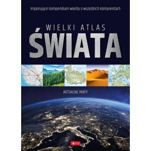 Wielki atlas świata. Aktualne mapy