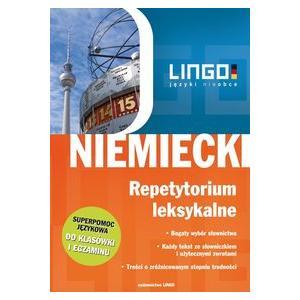 Lingo Repetytorium Leksykalne Niemieckie wyd. 2013