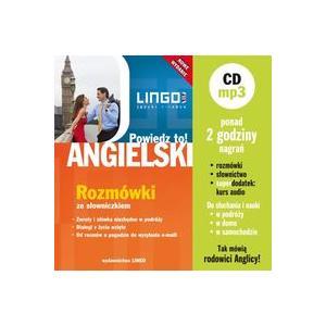 Lingo Angielski Powiedz to! Rozmówki + MP3 wyd. 2013