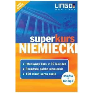 LINGO Niemiecki. Superkurs + płyta MP3