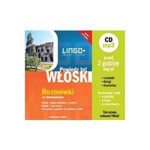 LINGO Włoski Rozmówki + Audiobook CD