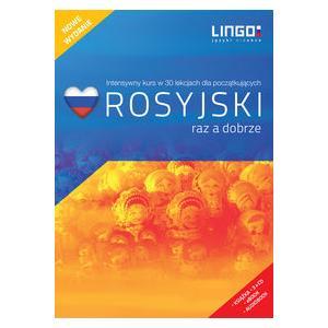Rosyjski raz a dobrze. Intensywny kurs j.rosyjskiego. Książka+CD