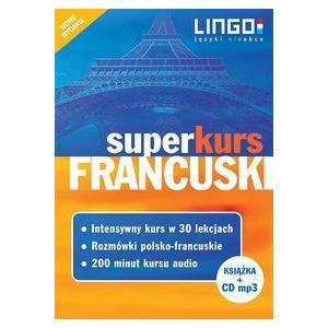 Lingo Superkurs Francuski + CD wyd. 2013