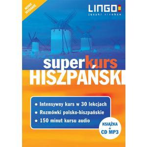 LINGO Hiszpański Superkurs +CD MP3
