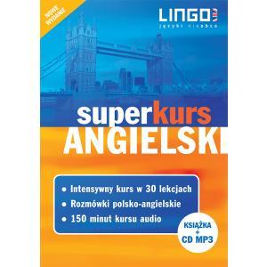 Angielski. Superkurs. Książka + CD