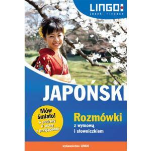 LINGO Japoński Rozmówki z wymową + słowniczek