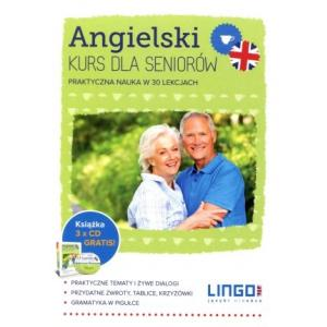 Angielski. Kurs Dla Seniorów. Pakiet Multimedialny