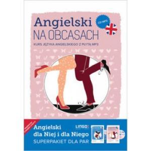 Angielski dla Niej i dla Niego. Superpakiet dla Par. Kurs Języka Angielskiego + MP3