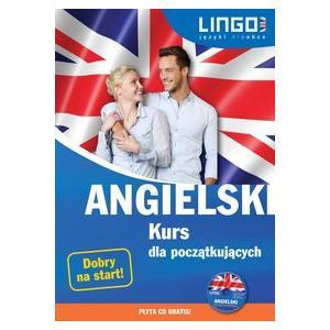 LINGO Angielski Kurs dla początkujących + CD