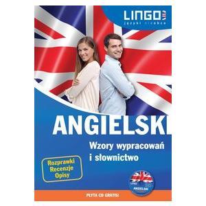 Angielski. Wzory Wypracowań i Słownictwo + CD
