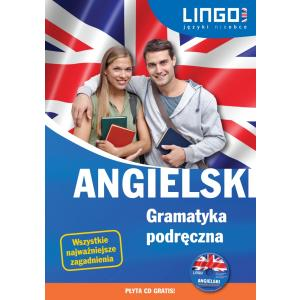 Angielski. Gramatyka Podręczna + CD