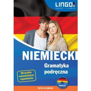 LINGO Niemiecki gramatyka podręczna + CD